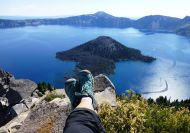 20210807 - Crater Lake National Park, OR, August 7-14, 2021, Full Payment