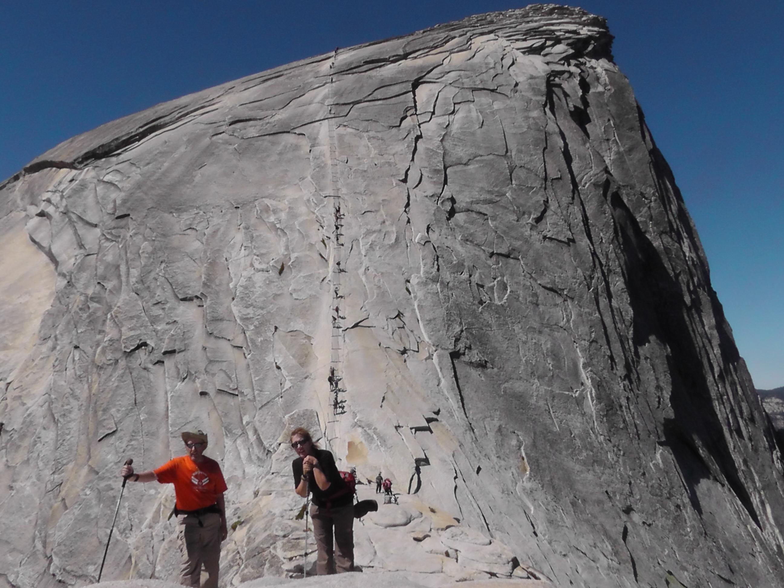 Yosemite National Park Fitpacking Trip 2019